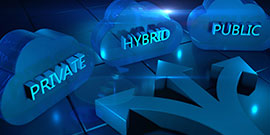 Hybrid and Multi-Cloud solutions are delivered from this world class datacenter