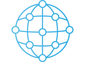 Icon for Opus Interactive's MIL-SPEC network and interoperabilitysolutions