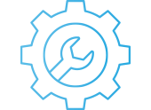 Icon for Opus Interactive's RemoteHands and SmartHands services