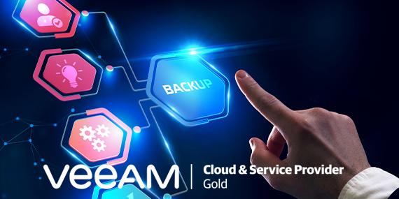 Opus Interactive achieves Veeam Gold Partner Status